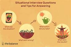 How To Answer Situational Interview Questions Situational Interview Questions And Tips For Answering