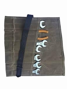Qees Werkzeugtasche by Qees Wasserdichte Werkzeugtasche Aus Gewachstem Segeltuch
