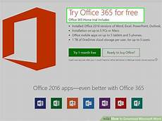 How Can I Download Word For Free 3 Ways To Download Microsoft Word Wikihow