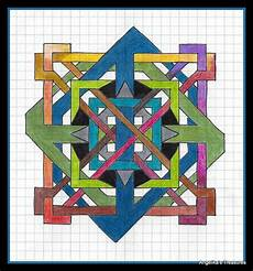 Cool Designs With Graph Paper Graph Paper Art Made By Myself Graph Paper Art Graph