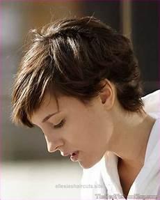 schöne kurzhaarfrisuren für dickes haar neue kurzhaarfrisuren f 252 r dickes glattes haar stilvolle