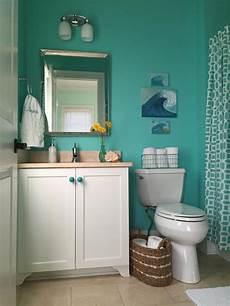 decorative ideas for small bathrooms small bathroom ideas on a budget hgtv
