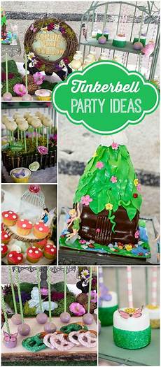 Tinkerbell Themed Birthday Party Ideas 110 Best Images About Tinkerbell Party Ideas On Pinterest