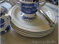 CONFESSIONS OF A PLATE ADDICT: Rustic French Country