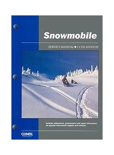 Professional Snowmobile Manual