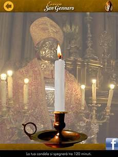 accendere una candela una candela virtuale per san gennaro ilgiornale it