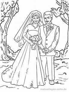 Malvorlagen Gratis Hochzeitspaar Malvorlage Hochzeit Malvorlagen Ausmalbilder Und Ausmalen