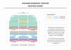 Richard Rodgers Theatre New York Ny Seating Chart Richard Rodgers Theater Seating Chart Watch Hamilton On