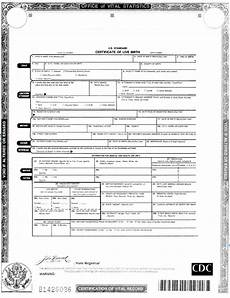 Blank Birth Certificate Forms Politics Is Barack Obama A Natural Born Us Citizen