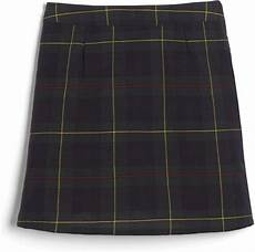 French Toast Girls Size Chart French Toast Girls Plaid Two Tab Scooter Skirt Green