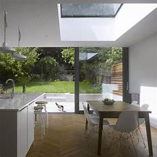 Extension Roof Lights Flushglaze Fixed Rooflight For Flat Roofs