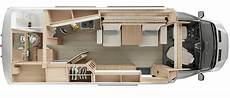 floorplans leisure travel vans