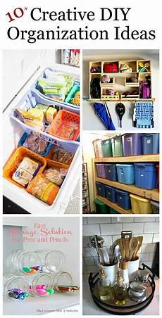 creative diy organization ideas for home house of hawthornes