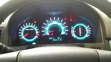 Change Light 2010 Ford Fusion 2010 Ford Fusion Dashboard Warning Lights