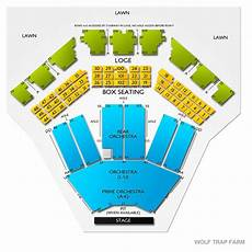 Wolf Trap Seating Chart Seat Numbers Wolf Trap Farm Tickets Wolf Trap Farm Seating Chart