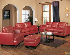 samuel bonded leather sofa and seat living room set