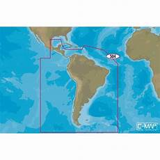 C Map Max Chart Card C Map Sa M504 South America And South Caribbean C Map Max