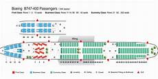 747 400 Seating Chart United Airlines Boeing 747 400 Seating Plan China Airlines Www