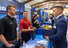 What Is A Career Fair Like Penn College Career Fair Attracts Record Number Of