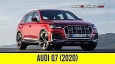 Xe Audi Q7 2020 audi q7 2020 161 se actualiza