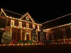 Led Vs Clear Christmas Lights Are Colored Holiday Lights Banned On Main Street