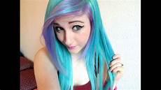 hair dyed permanent blue hair dye for hair best brands