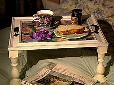 make your own bed tray hgtv