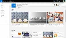 Site Template Sharepoint Chris O Brien Overview Of The New Sharepoint Modern