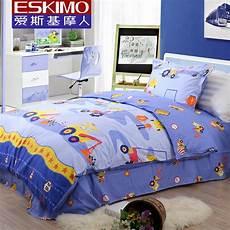 Size Sofa Bed Sheets 3d Image by Eskimo 100 Cotton 3d Kid Bedding Set Size