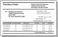Purchase Order Invoices Things I Like February 2014