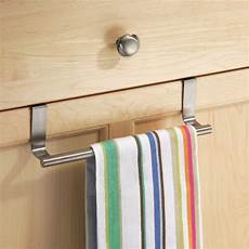23cm stainless steel towel bar holder the kitchen