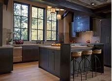 Dark Cabinet Kitchen Design Ideas 30 Classy Projects With Dark Kitchen Cabinets Home