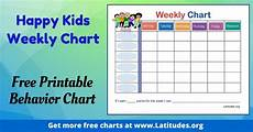 Home Use Behavior Chart Free Printable Behavior Charts For Home Amp School Acn