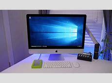 How to install Windows 10 on Mac using an external drive