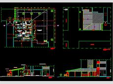 Pizzeria, Pizza Hut 2D DWG Plan for AutoCAD ? Designs CAD