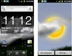 Live Weather Wallpaper Iphone by Weather Window Live Wallpaper For Android Phones