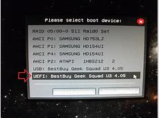 Boot from USB Drive on Windows 10 PC   Tutorials