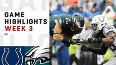 nouvelles de nfl eagles colts vs eagles week 3 highlights nfl 2018