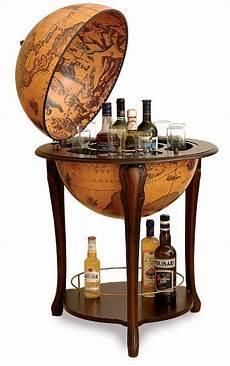 svelte bar globe for liquor storage home bar