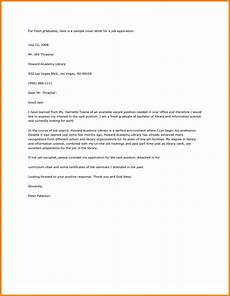 Cover Letter For Any Job Resume Letter Fresh Graduate Cover Job Application Cool