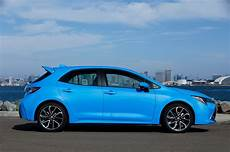 Toyota Hatchback 2019 by 2019 Toyota Corolla Hatchback Starts At 20 910 Motor Trend