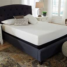 Signature Design By Chime Firm Mattress Signature Design By Chime 10 Quot Firm Memory Foam