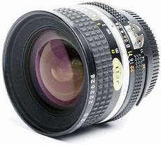 Nikkor 20mm Ultra Wideangle Lenses
