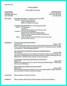 Creating A College Resume Write Properly Your Accomplishments In College Application