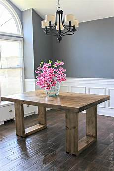 diy table 20 gorgeous diy dining table ideas and plans the house