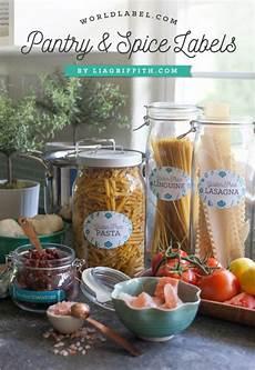 From The Kitchen Of Labels Spice Jar Label Templates Worldlabel Blog