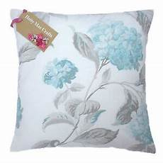 vintage shabby chic hydrangea duck egg blue