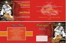template desain undangan pernikahan ultah khitanan