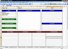 Free Project Management Template Management Excel Spreadsheets Help Free Download