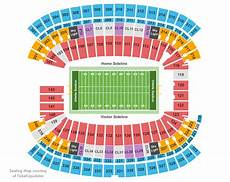 Interactive Seating Chart For Gillette Stadium Gillette Stadium New England Patriots Boston Discovery